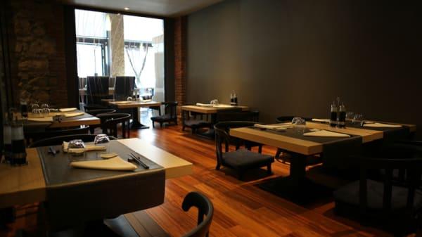 Salle du restaurant - Shunbun, Grenoble