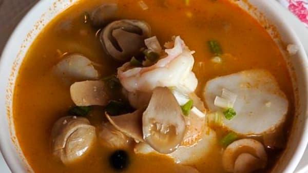 Soup - Restaurant Campuchea, Maisons-Alfort