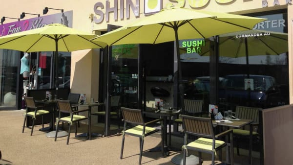 Terrasse - Shin Sushi Bar, Manosque