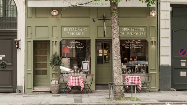 Le restaurant - Le Domaine de Chavagnac - République, Lille