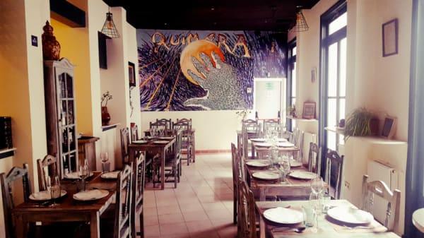 Vista sala - Casa Don Quijote Bodega Restaurante, Madrid