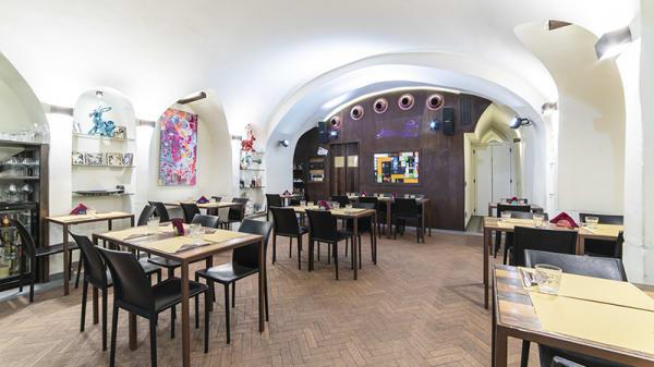 Sala - Masaniello Art Cafe Amalfi, Amalfi
