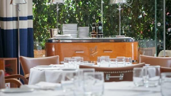 Restaurante - Cipriani Masaryk, Mexico City