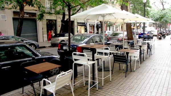 terraza - De Calle, Valencia