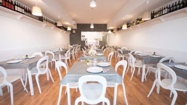 Sala del ristorante - NiceGrill, Rome