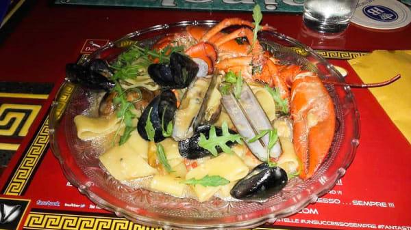 Suggerimento dello chef - Toop Exclusive Club, Battipaglia