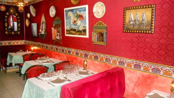 Vue de la salle - La Table du Maroc, Paris