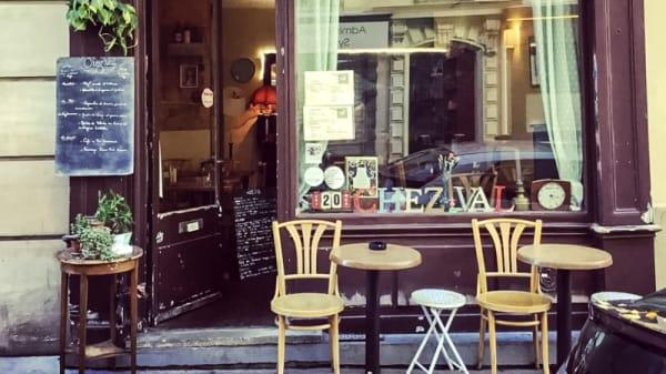 Entrée - Chez Val, Paris