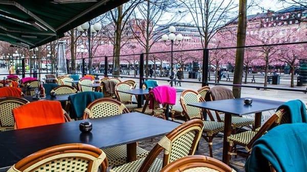 Restaurant - HARRY B JAMES, Stockholm