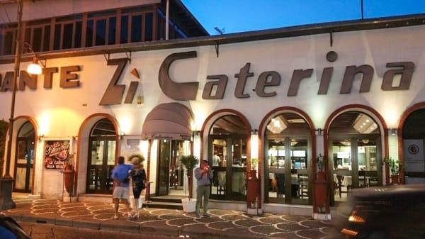 Esterno - Zí Caterina, Pompei