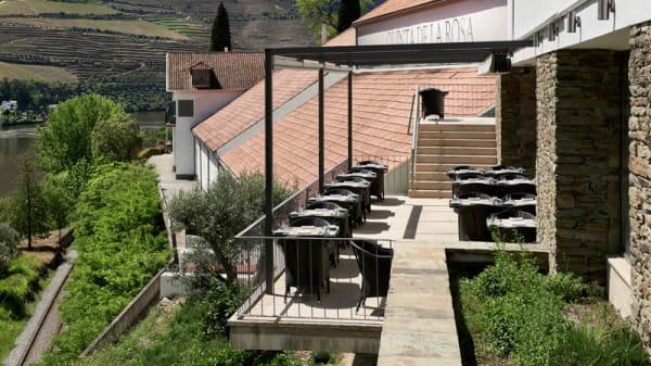 Esplanada - Cozinha da Clara, Pinhão