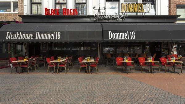 Terras - Grill&Bar Dommel 18, Eindhoven