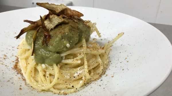 Sugerencia del chef - A cantunèra, Cefalù