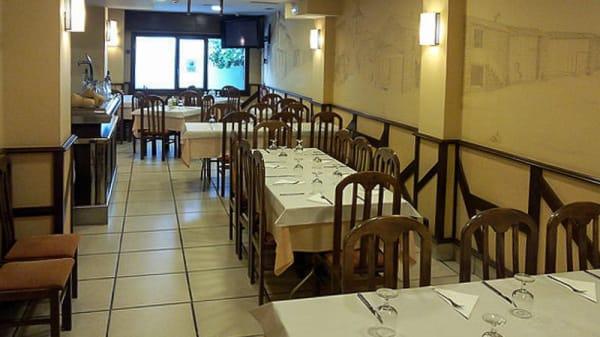 Vista sala - Restaurante del Pozo, Alcorcón