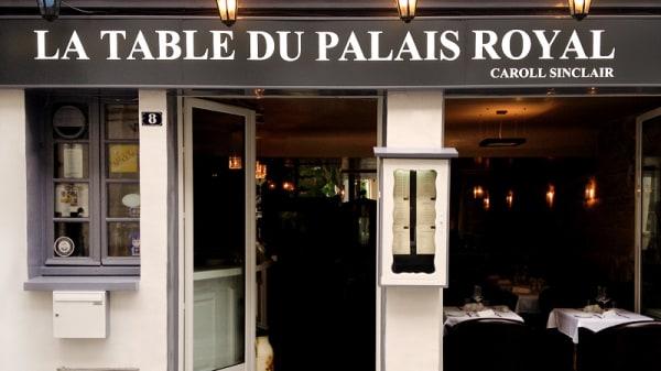 La table du Palais Royal - La Table du Palais Royal, Paris