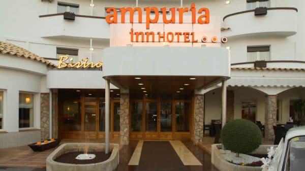 Vista fachada - Ampuria Inn, Empuriabrava