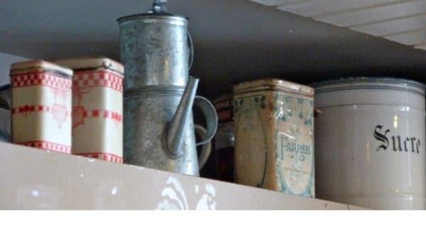 Décoration de la salle - Chez Grand-Mère, Piriac-sur-Mer
