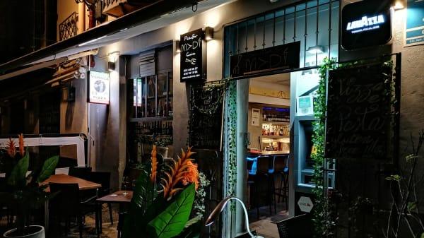 Madi Pizzabar Cucina, Málaga