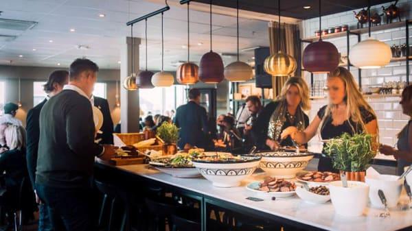 mat / rum - Ester Kök & Bar, Jönköping