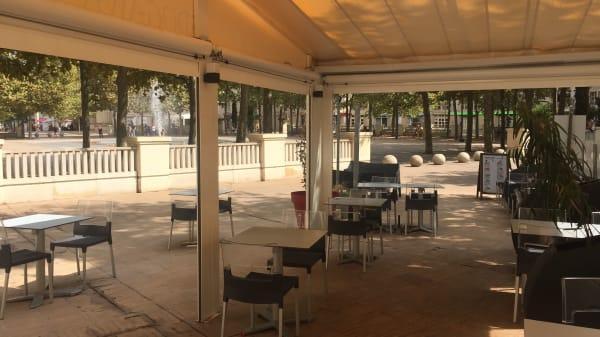 Terrasse - Edogawa, Montpellier