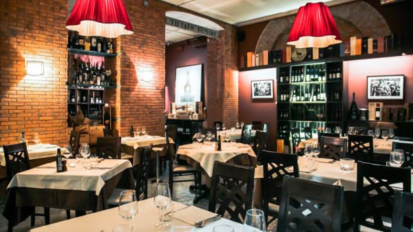 Vista sala - La cantina del Giannone, Milan
