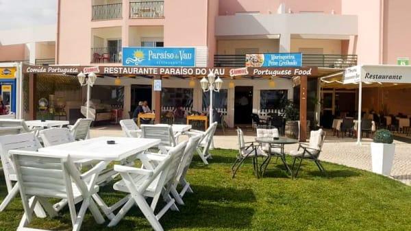 Esplanada - Paraíso do Vau, Portimão
