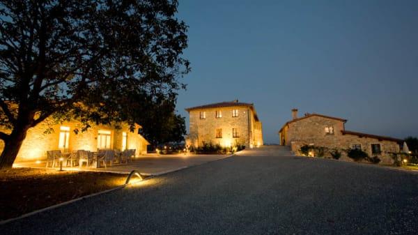 Esterno - Villa il Castagno Wine Resort & Restaurant, Siena