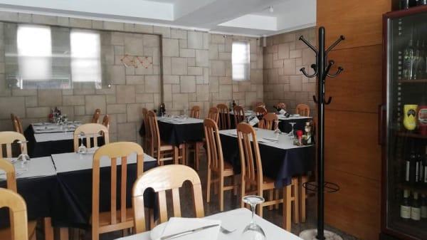 Vista da sala - Papo Cheio, Lisboa
