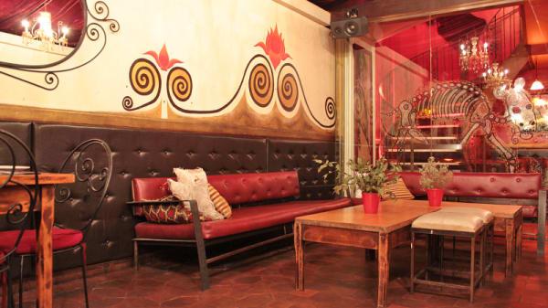 lounge - Dostrece Restaurante, Barcelona