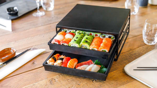 Suggestion du Chef - Enjoy Sushi - Bouc-Bel-Air, Bouc-Bel-Air