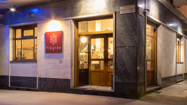 Entrata - Pizzeria Flegrea, Torino