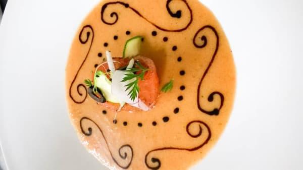 Suggestion du Chef - Le Vieux Four, Étoile-sur-Rhône