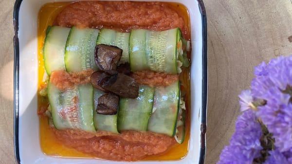 Sugerencia del chef - Masia La Torre del Gall - La Torre Experience, Sant Cugat Sesgarrigues