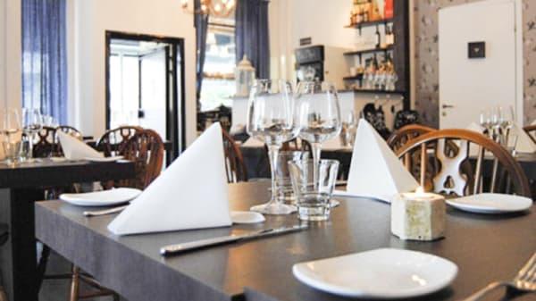 The dining - Bra mat, Stockholm