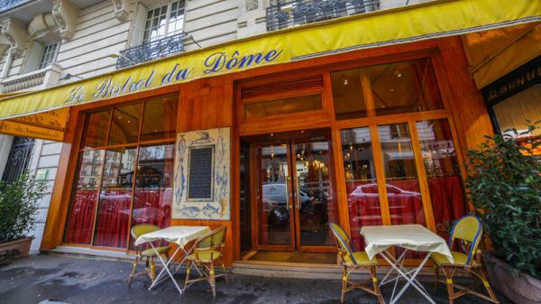 Entrée - Le Bistrot du Dôme Montparnasse, Paris