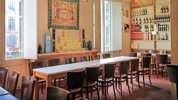 sala principal - Can Ravell, Barcelona