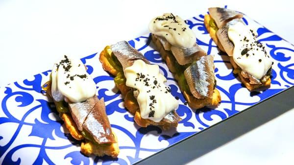 Sugerencia del chef - Escena, Valencia