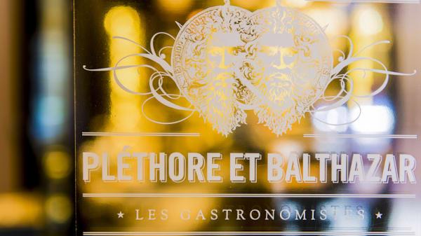 Logo - Pléthore et Balthazar, Lyon