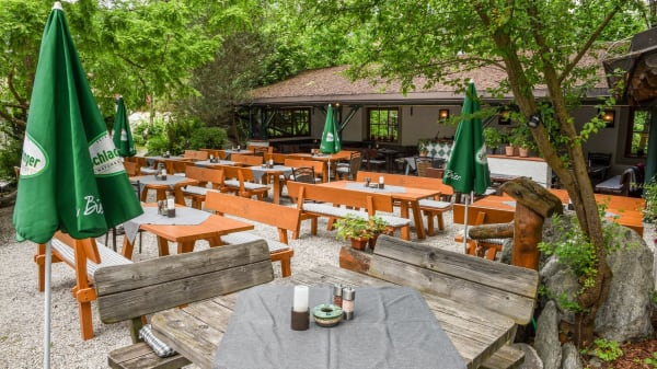 outdoor - Restaurant Talbachschenke, Schladming