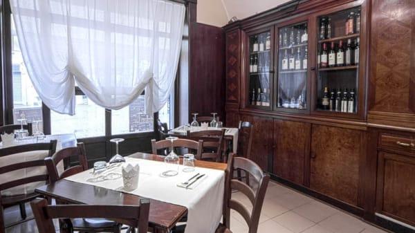 sala - Locanda Rossignoli, Casale Monferrato