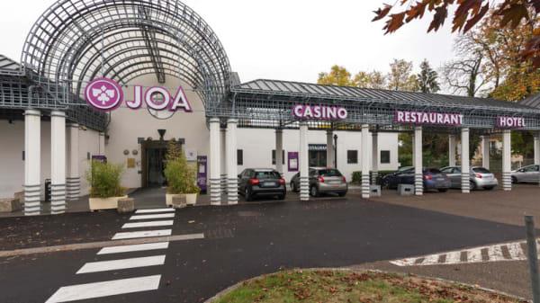 Entrée - Le Comptoir JOA - Luxeuil les Bains, Luxeuil-les-Bains