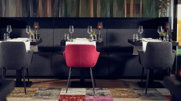 Het restaurant - MME Coco, Amsterdam
