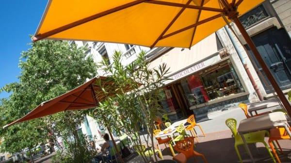 Devanture - Chez Roland, Lyon
