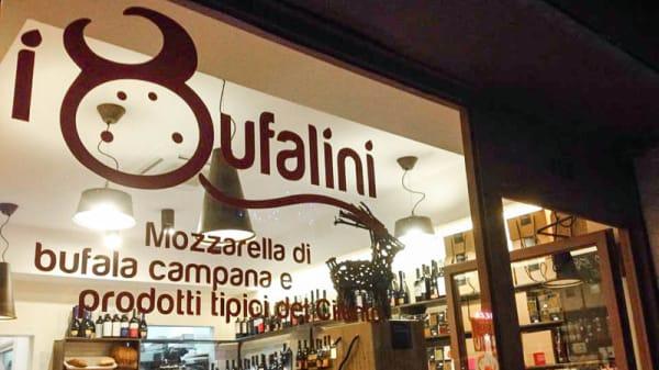 Esterno - I bufalini, Rome
