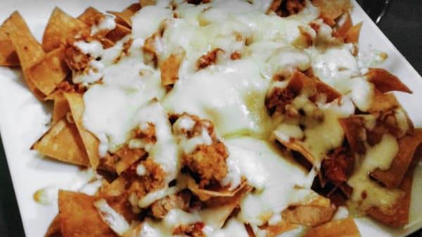 Sugerencia del chef - El Rincon Mexicano, Tudela