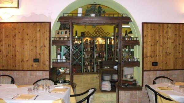 Sala interna - Ado' Abramo, Pomigliano d'Arco