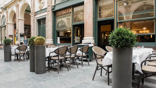 Entrée - La Taverne du Passage, Brussels
