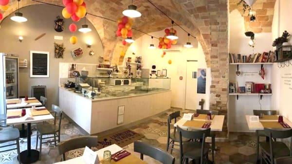Sala - Gastronomia L'Abruzzo a Tavola, Pescara