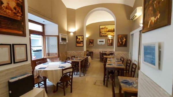 Vista sala - Pronto - Pizza & Cucina, Roma