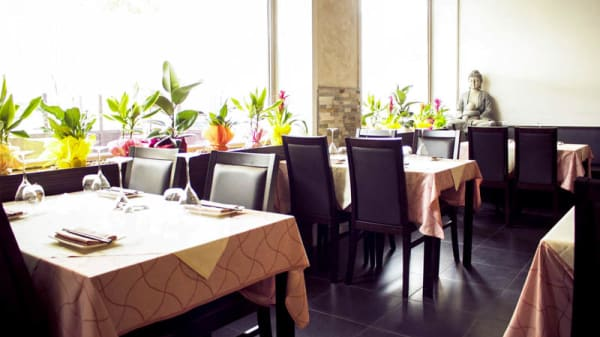 Veduta dell interno - Sushi Yamasaki, Biella